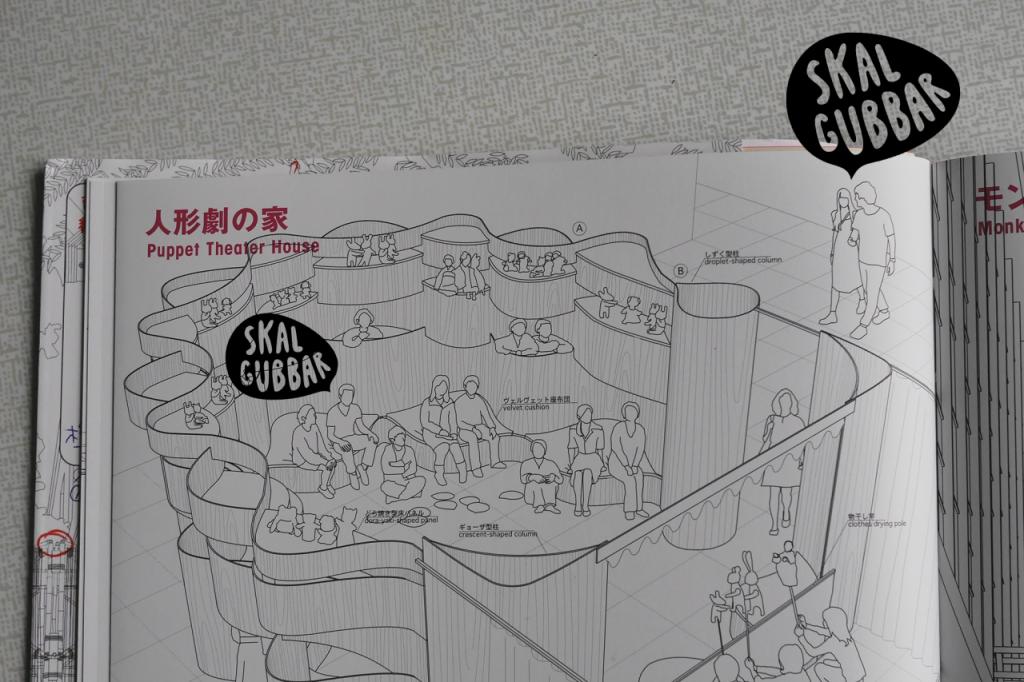 Atelier Bow-wow - Skalgubbar